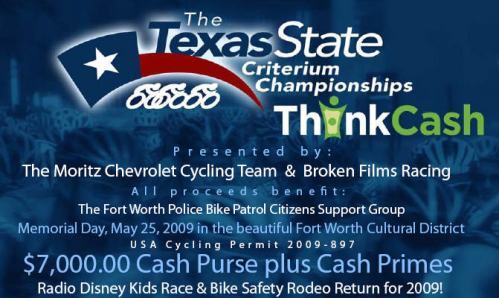 TX State Crit Logo