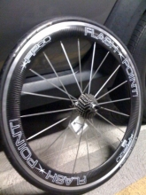 Flash Point FP60 carbon wheel