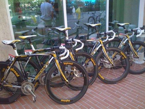 Columbia bikes