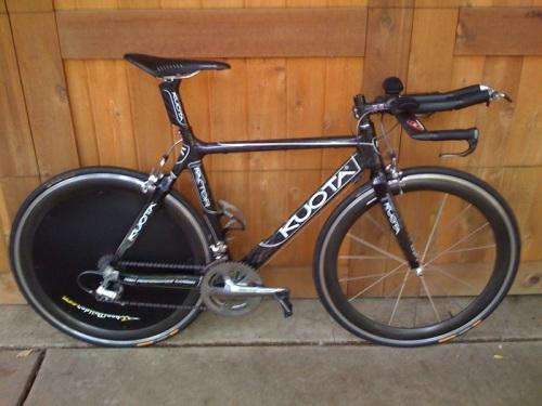 Kuota K-Factor TT bike