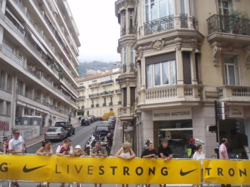 livestrong crowd