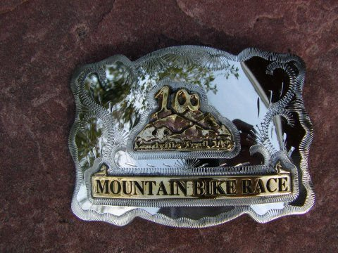 Leadville buckle