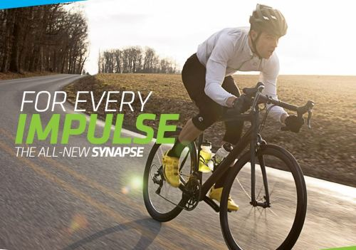 new cannondale synapse